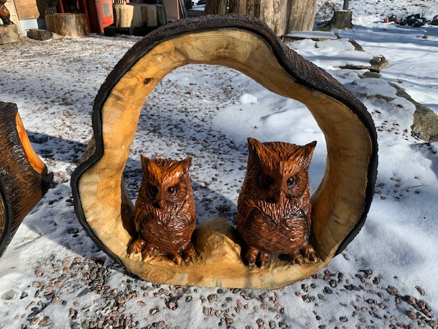 "Featured image for ""28″ pair of owls"""