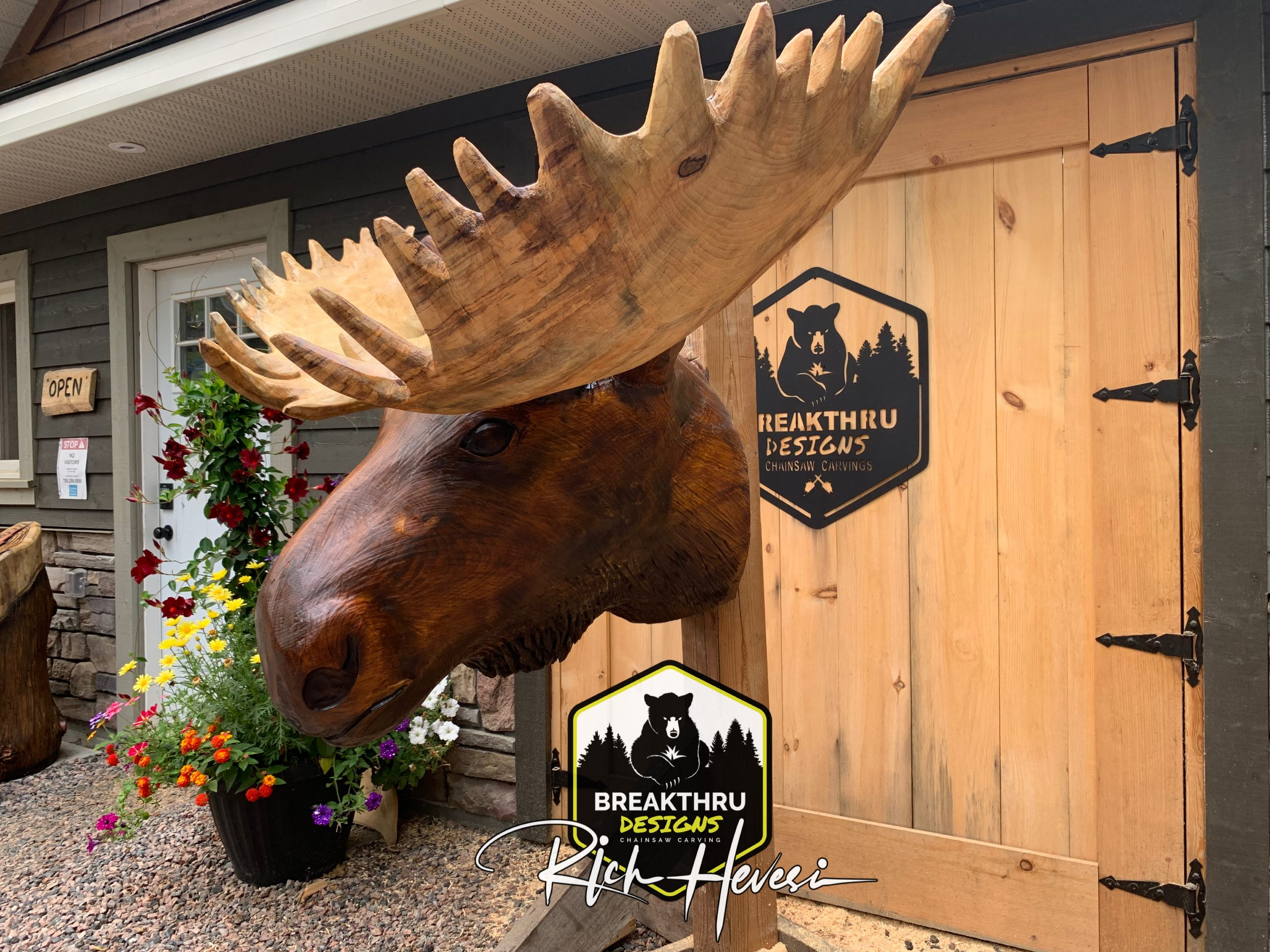 """Featured image for """"XL Moose Bust"""""""
